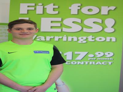 Fit4less Warrington Units 4