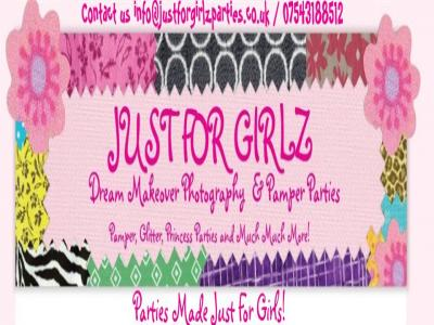 JUST FOR GIRLZ PARTIES